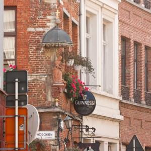 Угол Pieter van Hobokenstraat и Prinsesstraat