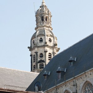 Башня церкви Sint Pauluskerk