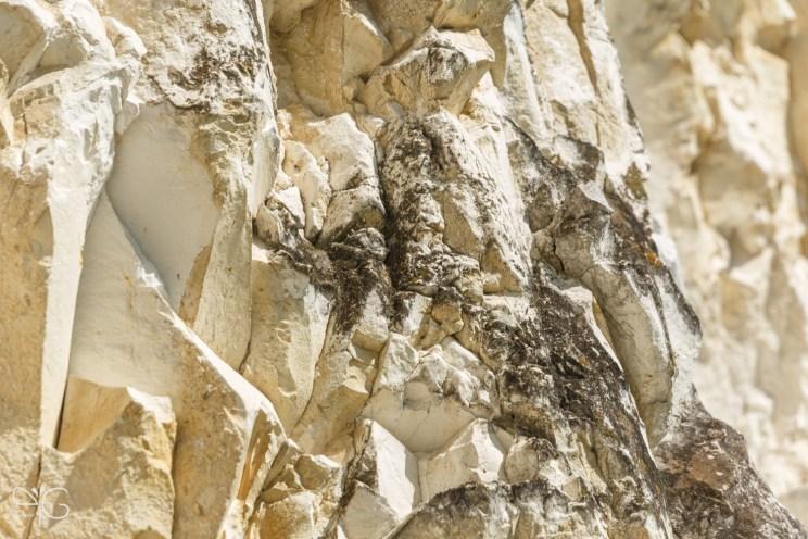 Текстура меловой стенки