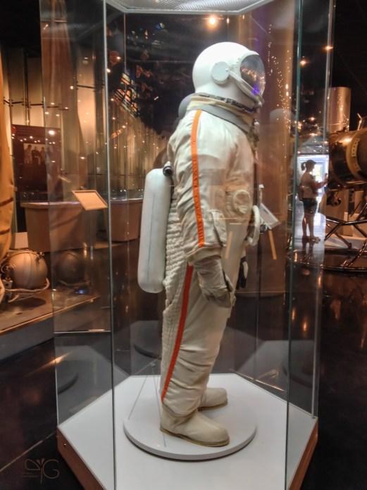 Скафандр. Мемориальный музей космонавтики