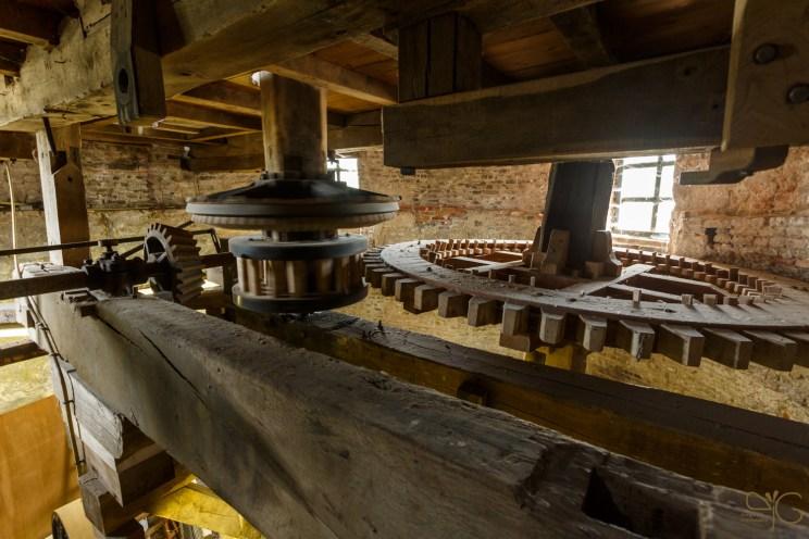 Ветряная мельница в Дамме