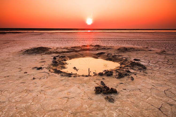 Elton salt lake | Солёное озеро Эльтон — 59230