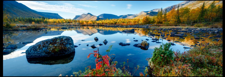 Минибук «Сентябрь в Хибинах» – разворот 4