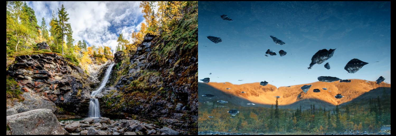 Минибук «Сентябрь в Хибинах» – разворот 6