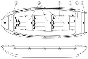 Raft Colorado (Gumotex)