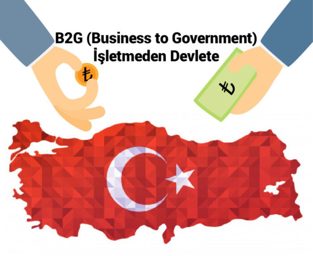 E-Ticaret: B2G (Business to Government) İşletmeden Devlete