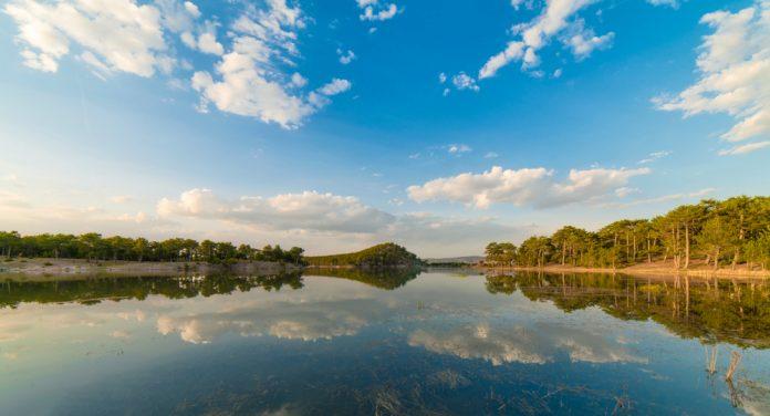 Büyükyayla Göleti Kamp Alanı
