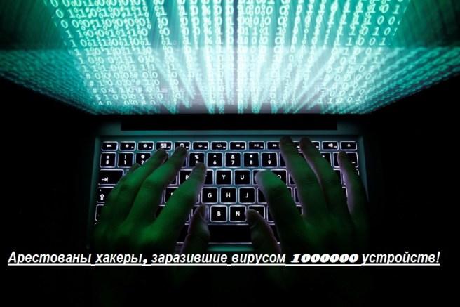 полиция арестовала хакеров