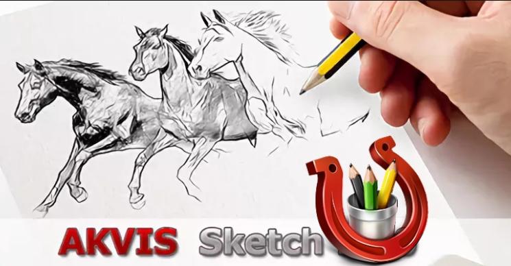 Рисунок из фото? Легко с AKVIS Sketch!