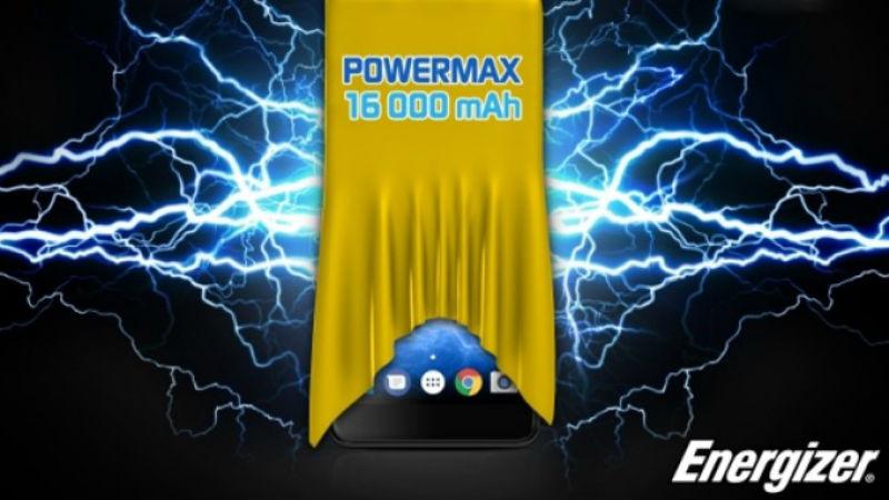 Energizer представит смартфон PowerMax P16K Pro. Или пауэрбанк?