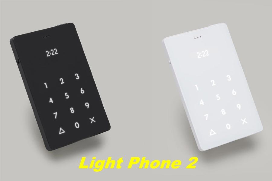 Light Phone 2 поможет людям перестать быть «смартфонозависимыми»!