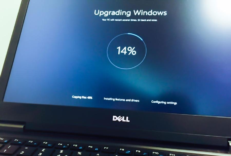Microsoft обещает оптимизировать процесс обновления Windows 10.