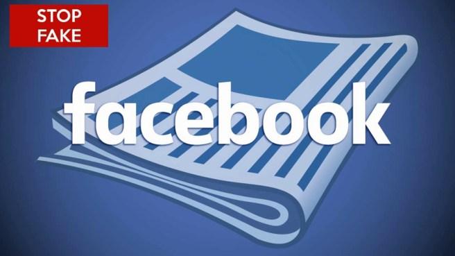 Стоп фейк фейсбук