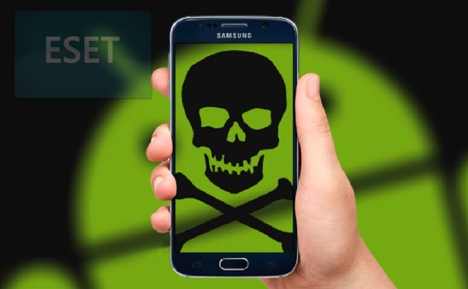 android вирусы и ESET