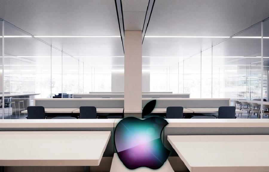 Сотрудники Apple будут работать… стоя!
