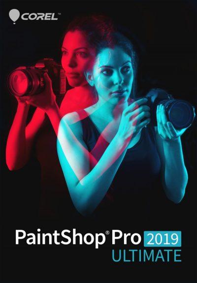 PaintShop Pro 2019 Ultimate – идеальный комплект решений для творчества!