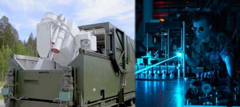 Российские лазерные комплексы «Пересвет» - новая гроза беспилотников.