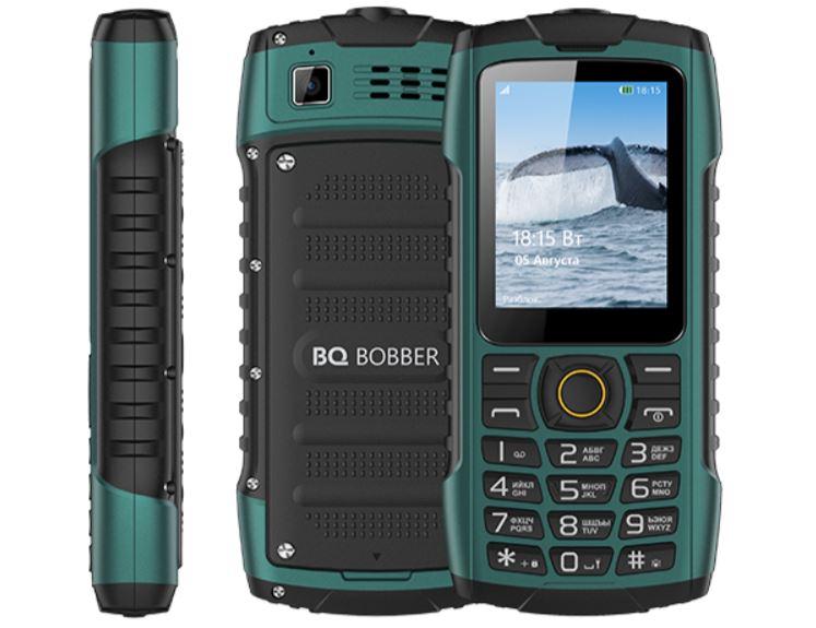 BQ выпустила «телефон-поплавок»