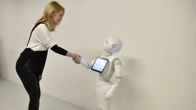 Роботы могут использовать это, чтобы поработить людей!