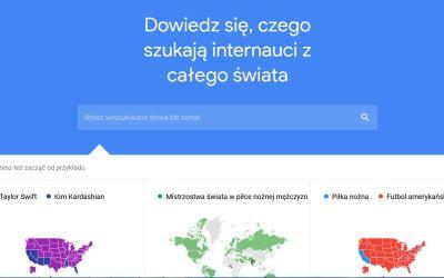 Jak korzystać z Google Trends?