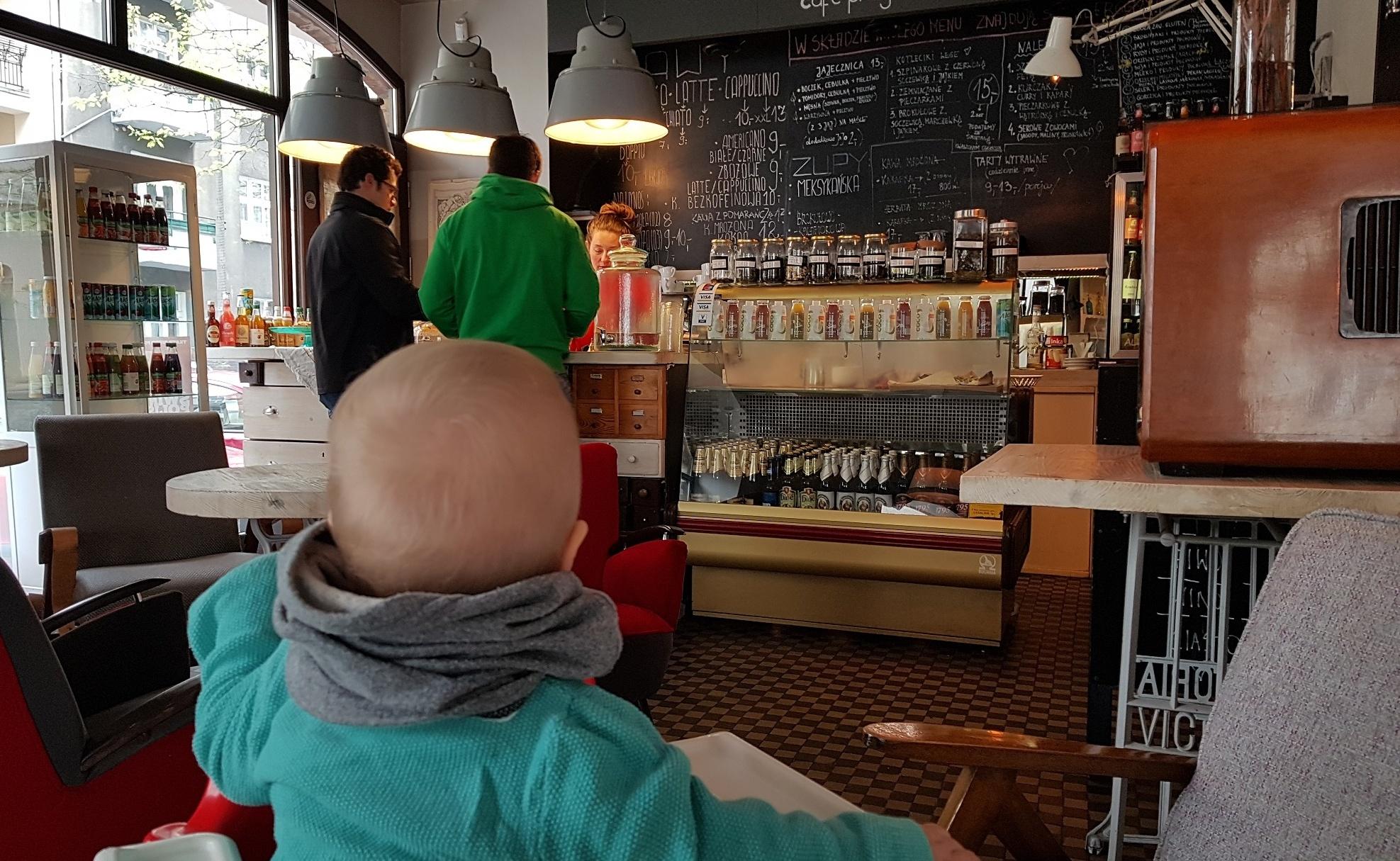 RUTYNOWE DZIAŁANIA – CAFE PRZYMIARKA