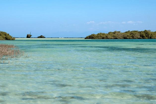 Национального заповедника Набк - Южный Синай