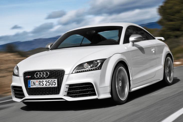 Audi TT RS, выпуск запланирован на 2017 г.