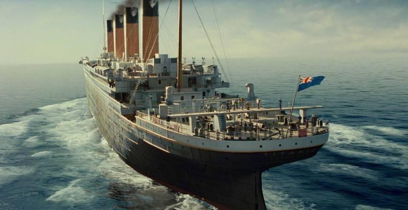 Титаник 2018 фото