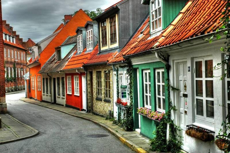 Фото Ольборг Дания