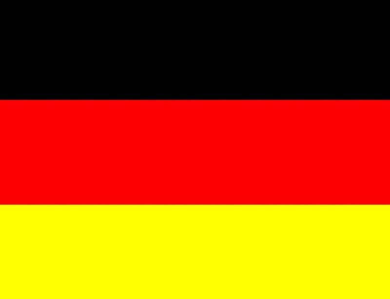 Германия ПДД