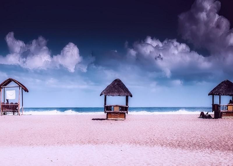 Единственный розовый пляж на Филиппинах находится на острове Санта Круз. Фотоисточник