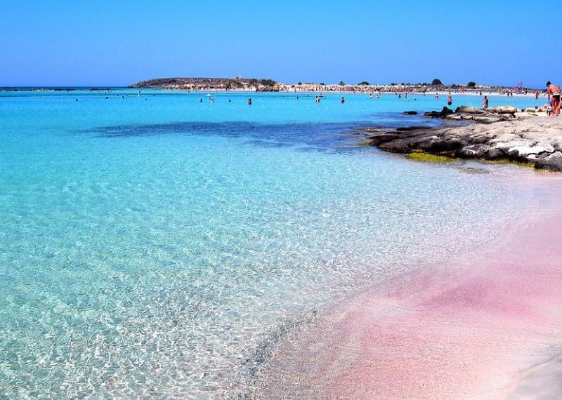 Пейзажи острова Элафониси. Фотоисточник