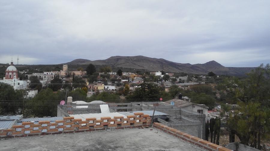 eagle mountain view in pozos