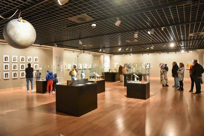 Expo Tintin Centro Cultural Mira