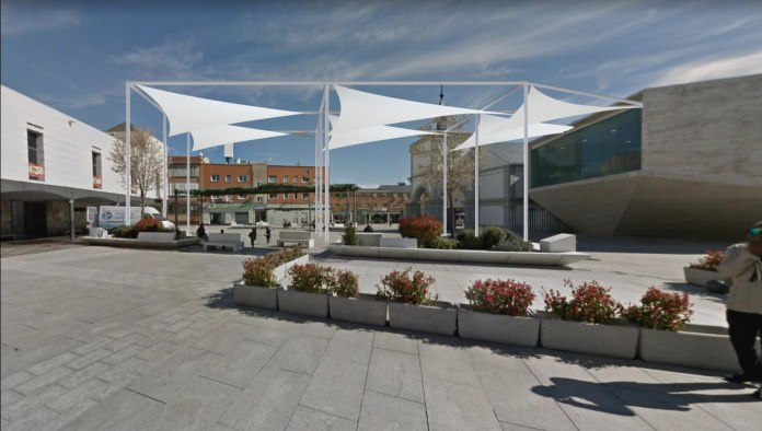 Plaza del Padre Vallet