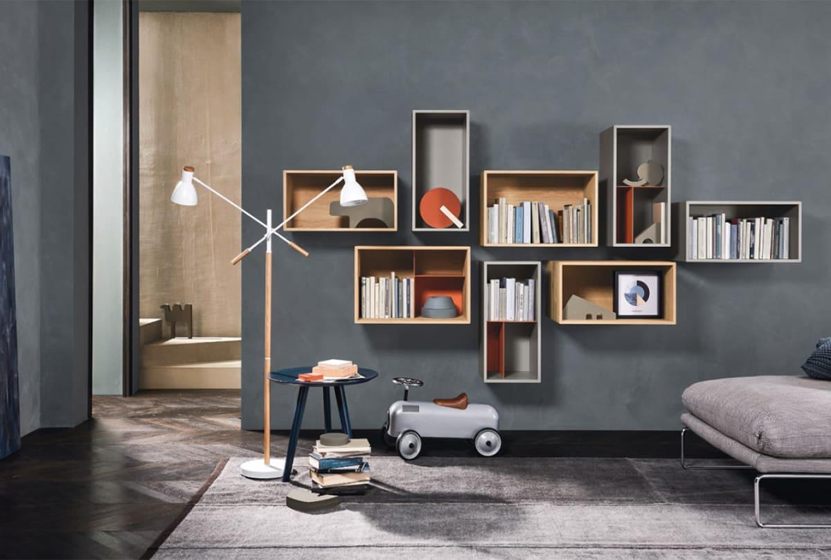 Le scrivanie con libreria salvaspazio, molteplici soluzioni per arredare la tua casa e. Come Arredare Una Parete Attrezzata 5 Consigli E 5 Idee