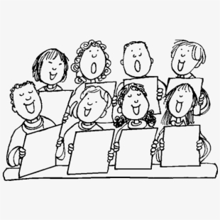 Choir Singing Png , Transparent Cartoon, Free Cliparts