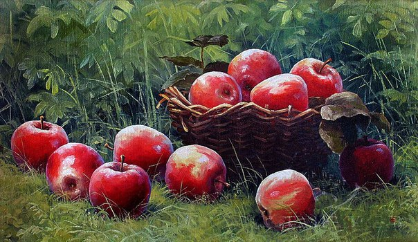 Потрите кусочком яблока под мышками