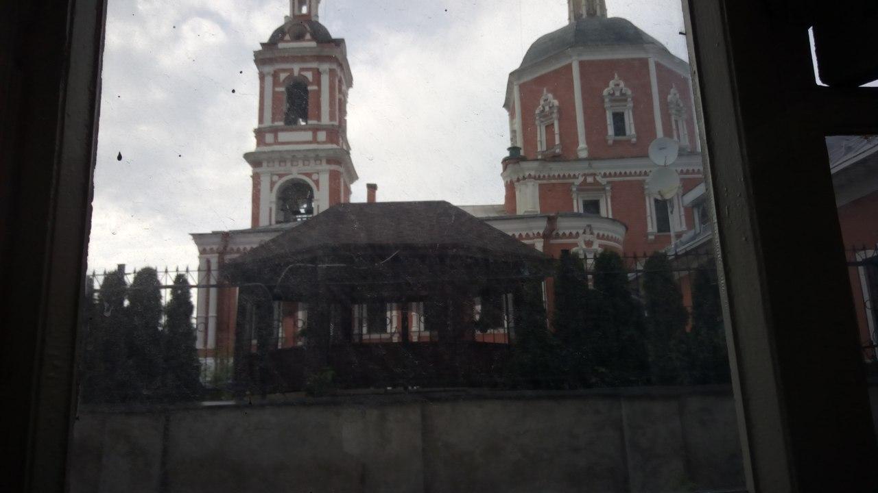 Сербская церковь в Москве