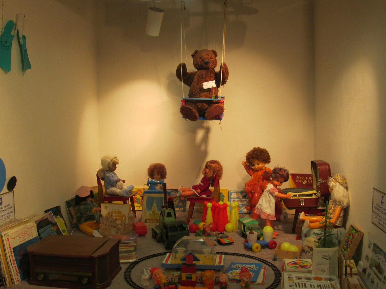 детский магазин на Лубянке