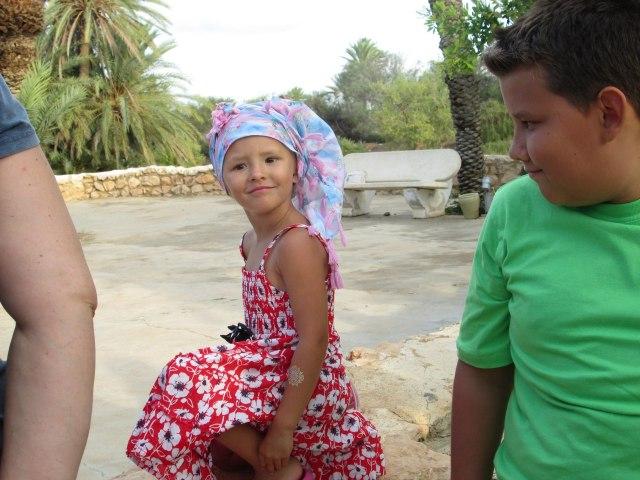 Тунис. Крокодиловая ферма.
