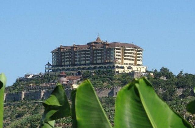 Отель Утопия, Турция