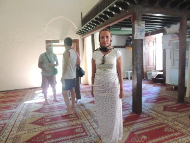 Мечеть Сулеймание Алания Турция