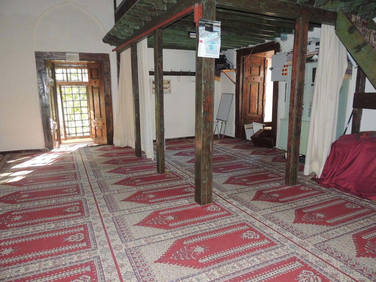 Мечеть Сулеймание Алания Турция.