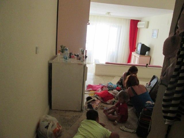 Семейный номер в отеле Porto Azzurro Club Mare 4*