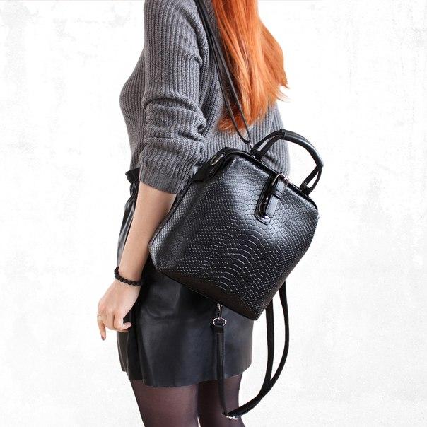 * Крутой рюкзак ну или