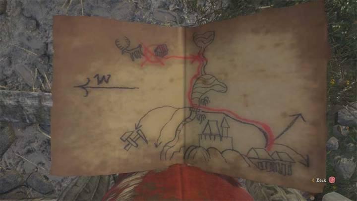 5 древнее сокровище в Kingdom Come: Deliverance
