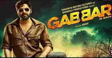 Gabbar is Back Torrent