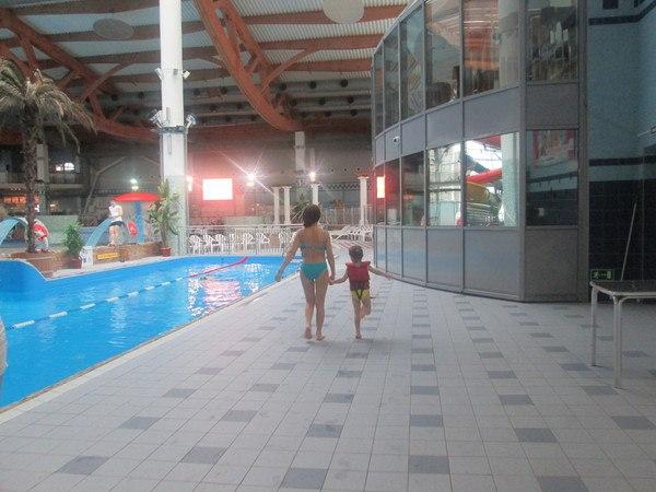 Аквапарк в Питере