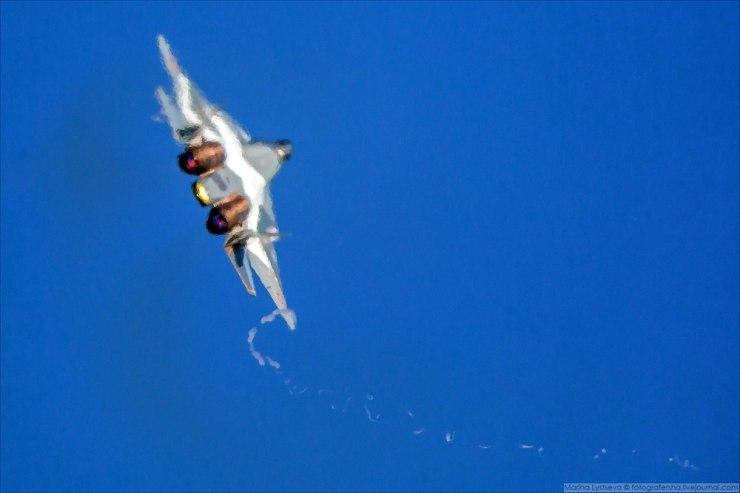 """FG24cWz8jRI Авиашоу в честь дня ВВС в парке """"Патриот"""""""